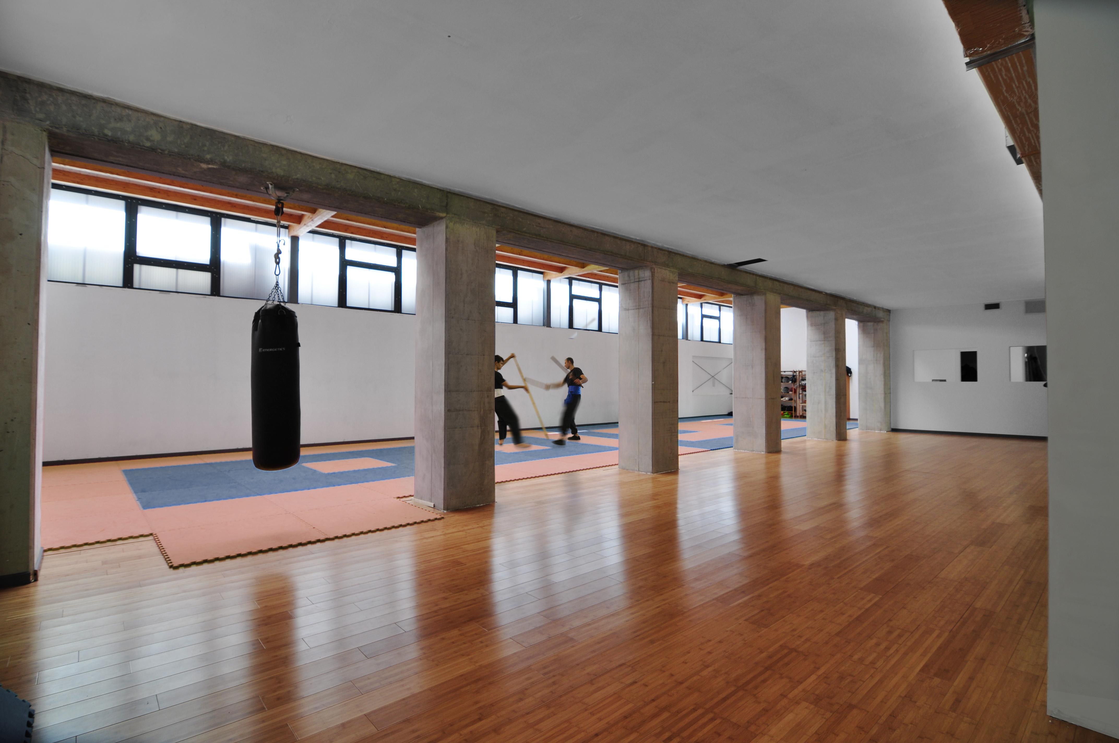 Martial Arts And Yoga Center Axd Studio